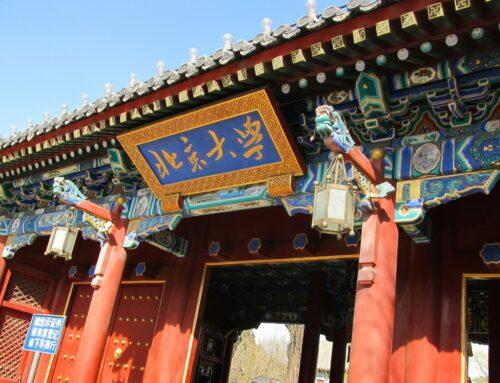 Diễn văn tốt nghiệp ngắn nhất trong lịch sử trường ĐH Bắc Kinh